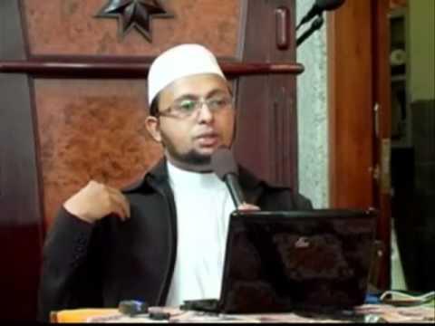 Ust Abdullah Hadrami 07  Sunnah Haji