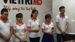 Phỏng vấn các em sắp đi Du Học Nhật Bản Tại Việt Trí Du Học