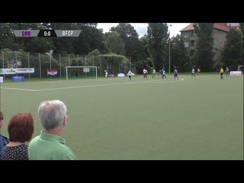 SD Croatia – BFC Preussen (Berlin-Liga) – Spielszenen | SPREEKICK.TV