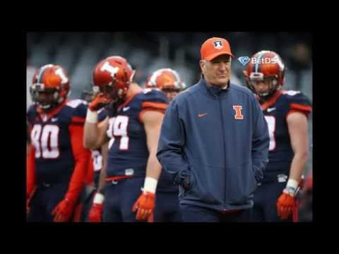 2016 NCAA Betting | Illinois Fighting Illini Team Preview and Odds