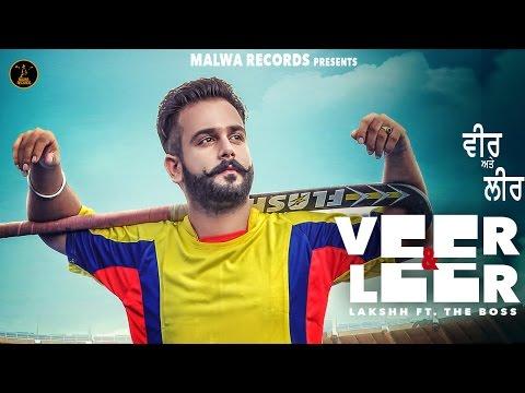 Veer & Leer Lyrics - Lakshh | The Boss