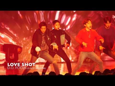 181220 EXO - LOVE SHOT (D.O. FOCUS) 엑소 러브샷 디오 포커스