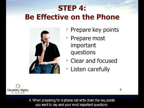 how to teach self advocacy skills