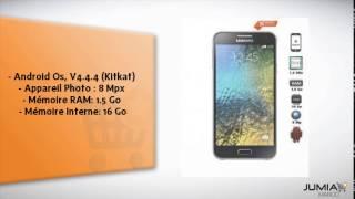 Samsung - Galaxy E5 - Jumia Maroc -