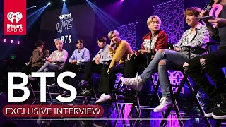 BTS Wants To Collaborate With Ariana Grande, Brad Pitt + More!