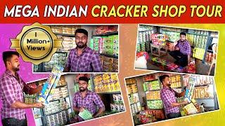 Mega Sivakasi Cracker Shop Tour - Diwali 2019