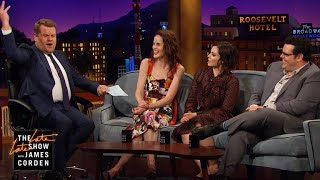 The Art of the Bow w/ Josh Gad, Michelle Dockery & Rachel Bloom