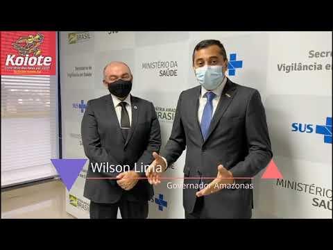 Amazonas receberá mais 300 mil testes RT-PCR do Ministério da Saúde