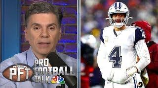 How much will it cost Dallas Cowboys to keep Dak Prescott? | Pro Football Talk | NBC Sports