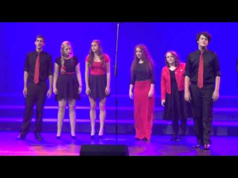 I Can't Help Falling In Love With You- A Capella. Desert Vista High School Pops Concert