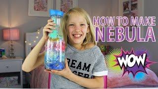 How to make Nebula Galaxy Bottle