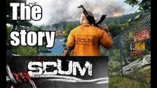"""SCUM Game Stream. Day 43 """"WTF AGAIN!!  WARNING THIS SHOW MAY CONTAIN DEATH SCENES"""""""