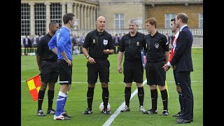 Be a Referee: From the low-leagues to the Premier League
