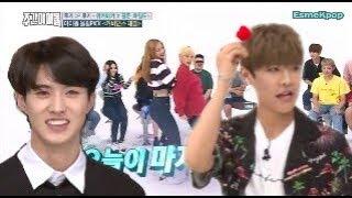 Weekly Idol Cover Dance (Exo,Twice, Wanna One, Etc)....