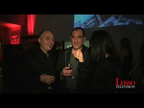 Lusso Magazine Launch Party