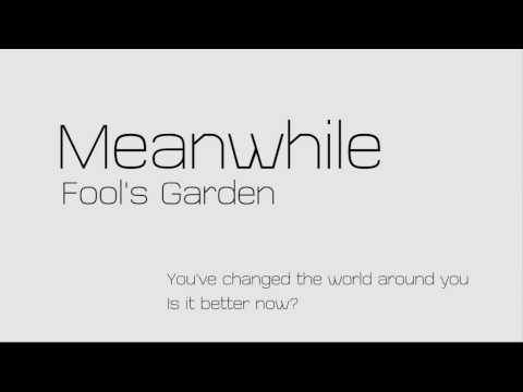Fools Garden - Meanwhile
