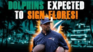 Miami Dolphins Expected To Hire Brian Flores As Head Coach!