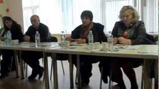 Angajatele MinEdu contraatacă la Forumul II DO