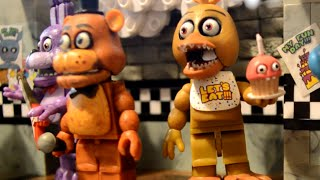 FNaF Construction Sets + 8 Bit Figure Review