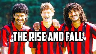 The Downfall of AC Milan: How it Happened
