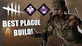 BEST PLAGUE BUILD! | Dead By Daylight THE PLAGUE PERK BUILDS