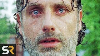 10 Serious Issues With The Walking Dead That Fans Ignore