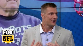 Rob Gronkowski explains why the Patriot Way continues to work in 2019 | FOX NFL