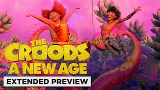 The Croods: A New Age | I Think I Love You
