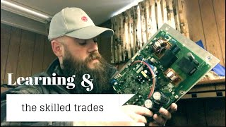 Learning Types & the Trades