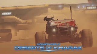 Homeworld: Deserts of Kharak - 'Primary Anomaly' Sztori Trailer