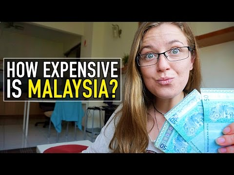 HOW EXPENSIVE IS MALAYSIA?   Budget Travel Guide