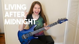 Living After Midnight - Judas Priest (Guitar Cover)
