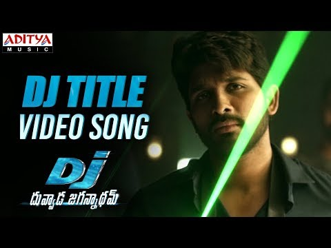 Duvvada-Jagannadham-Movie-Saranam-Bhaje-Bhaje-Full-Video-Song