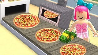 Roblox: OPENING A 1,000,000 DOLLAR PIZZA FACTORY!!!