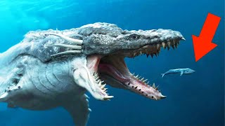 Sea Monsters Scarier Than Megalodon...
