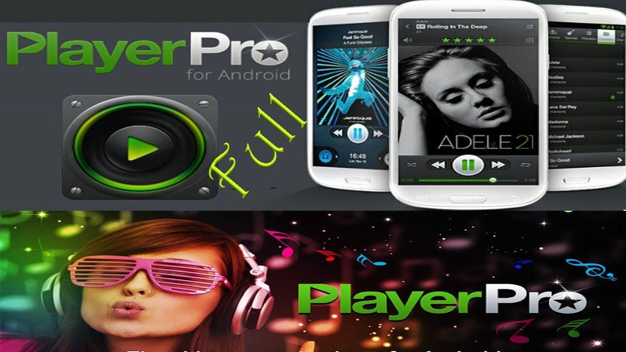 descargar gratis playerpro music player para android