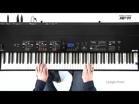 KAWAI MP11 other sounds