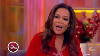 Sunny Hostin Talks 20/20 Special | The View