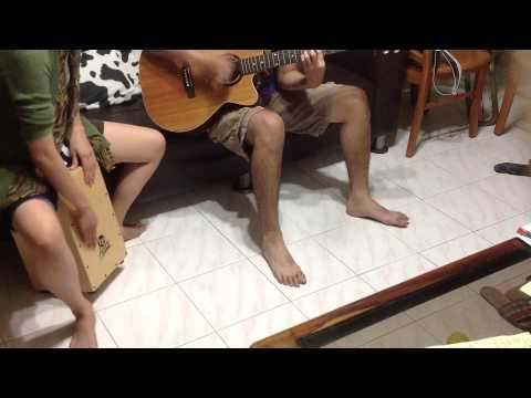 Cajon&Guitar David Tao- Find Myself 陶喆-找自己 (FOP)