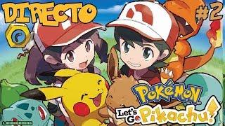 Pokémon Let's Go Pikachu! - Directo #2 - Español - Reviviendo la Nostalgia - Nintendo Switch