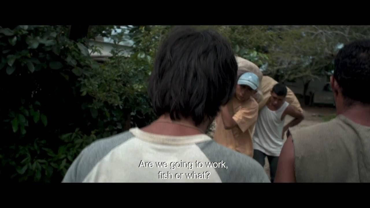 Trailer de El Amparo