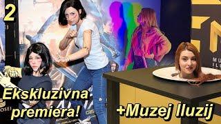 Muzej iluzij, Disney na ledu in ekskluzivna Alita! | Tedenski #2 | Kaya Solo