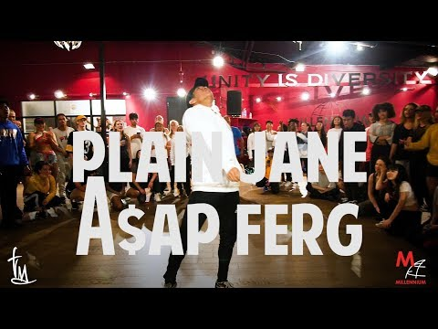 A$AP Ferg ft. Nicki Minaj - Plain Jane - Choreography by Tricia Miranda