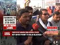 What Farmers Think About Trucks Stranded On Highways Due To Their Protests  - 02:28 min - News - Video