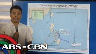 WATCH: PAGASA 11AM briefing on Tropical depression Amang   21 January 2019