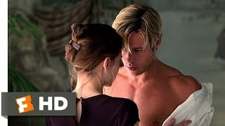 Meet Joe Black (1998) - Undressing Joe Black Scene (8/10) | Movieclips