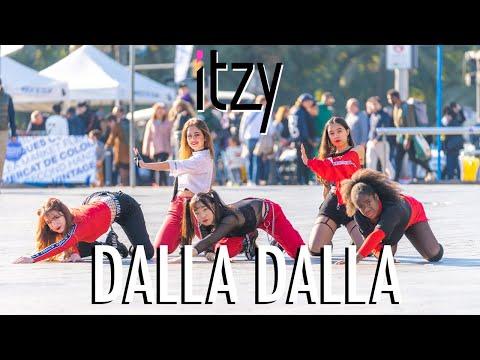 [KPOP IN PUBLIC] ITZY (있지) - DALLA DALLA (달라 달라) Dance Cover by Girl Krush
