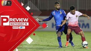 Vòng 15 V-League 2019 | Căng thẳng cuộc chiến hai đầu bảng xếp hạng | VPF Media