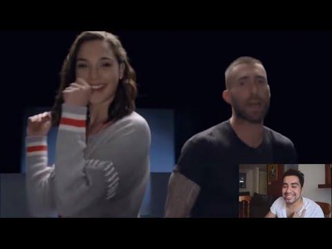 TODAS LAS MUJERES DEL VÍDEO Maroon 5 - Girls Like You ft. Cardi B