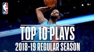 Paul George's Top 10 Plays of the 2018-19 Regular Season